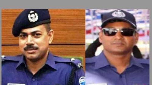 Court grants 7 day remand to suspended OC Pradip and SI Liaqut