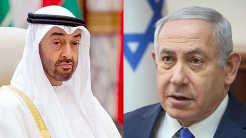 Israel-UAE historical peace accord signed