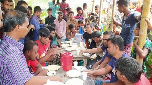 বঙ্গোপসাগরে জাহাজডুবি: মাস্টার-ক্রুসহ ১৪ জনকে জীবিত উদ্ধার
