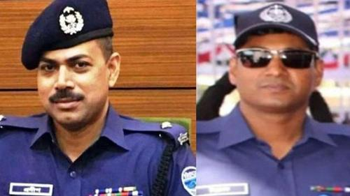 OC Pradip Das, SI Liaquat and Nandadulal taken to remand