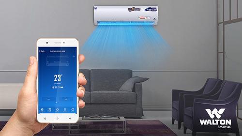 Walton witnesses sharp rise of Smart Inverter AC sales