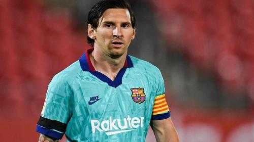 Farewell address of Messi ready?