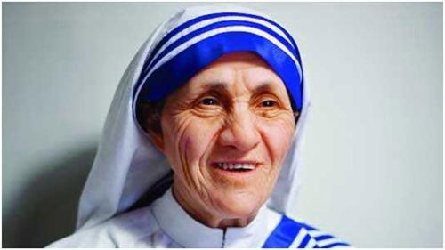 মাদার তেরেসার ১১০তম জন্মবার্ষিকী