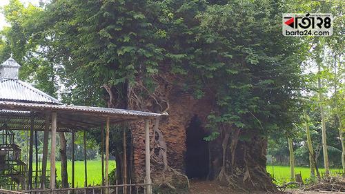 ভঙ্গুর হয়ে দাঁড়িয়ে আছে ২৫০ বছরের পুরনো মন্দির