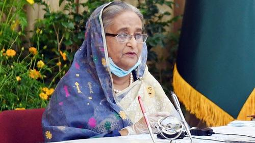'Every house will get electricity within 2021'- Sheikh Hasina