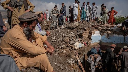 আফগানিস্তানে বন্যা: ১৫০ ছাড়াল মৃতের সংখ্যা