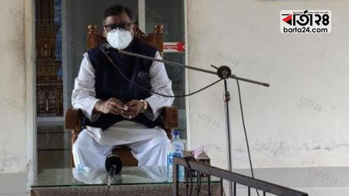 Health minister asks to use masks till vaccine is available