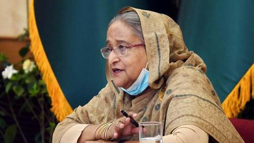 The country is developing as AL in power: Sheikh Hasina