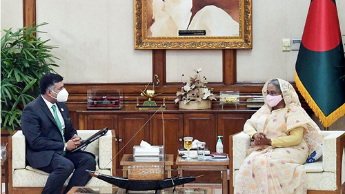 India supports Bangladesh's candidature for ED post of SEARO
