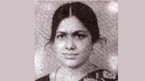 বাংলা চলচ্চিত্রের প্রথম মুসলিম অভিনেত্রী বনানী চৌধুরী