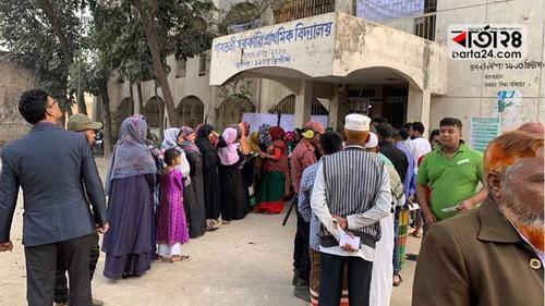গাবতলী-মিরপুরে বিএনপি প্রার্থীর এজেন্ট গরহাজির