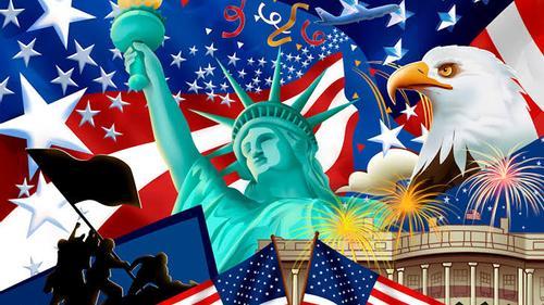আমেরিকা: উপনিবেশ থেকে স্বাধীন যুক্তরাষ্ট্র