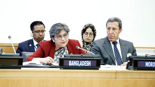 Bangladesh adopts zero tolerance to eliminate terrorism