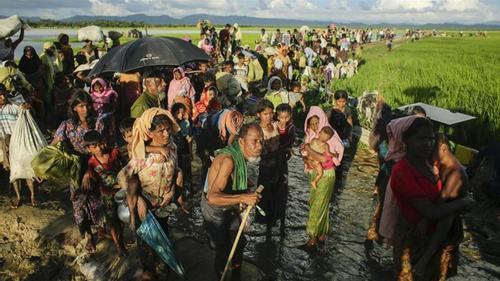 রোহিঙ্গা ইস্যু: মিয়ানমারের বিরুদ্ধে ব্যবস্থা নিতে ব্যর্থ জাতিসংঘ