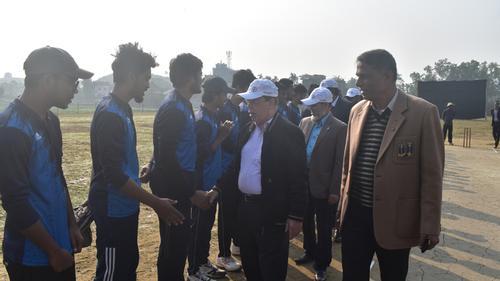 শাবিপ্রবিতে আন্তঃবিভাগ ক্রিকেট টুর্নামেন্ট শুরু