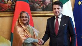 Italy pledges to give more 10 lakh Euros as Rohingyas assistance