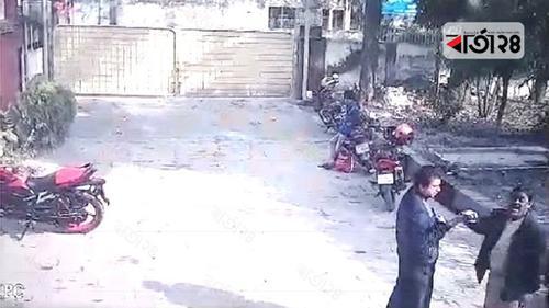 কার্যালয়ে ঢুকে প্রকৌশলীকে চড়-থাপ্পড় মারলেন ঠিকাদার
