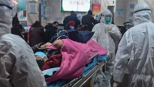 চীনে বেড়েই চলেছে মৃতের হার, আক্রান্ত ৩৪ হাজার