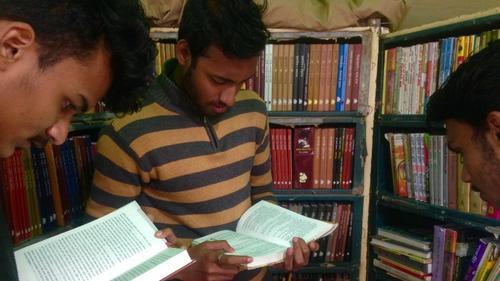 মৌলভীবাজারে চার দিনব্যাপী ভ্রাম্যমাণ বইমেলা