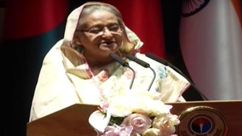 'We want to reach development to every village'- Sheikh Hasina
