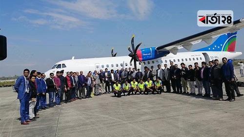More six new aircrafts join the US- Bangla fleet