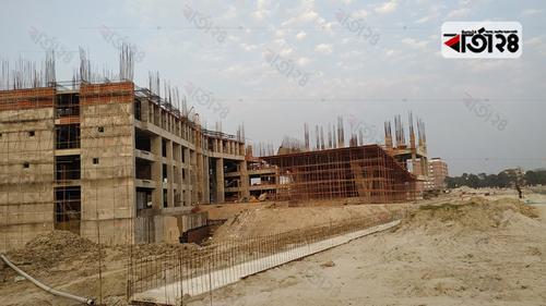 নির্মাণকাজ শেষ না করেই উদ্বোধন হচ্ছে বঙ্গবন্ধু হাই-টেক পার্ক