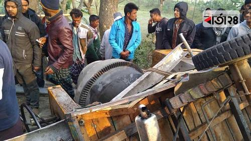Five killed in a road crash in Gopaganj