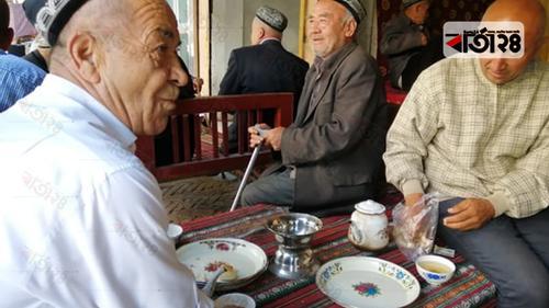 করোনা আতঙ্কে চীনের উইঘুর সম্প্রদায়