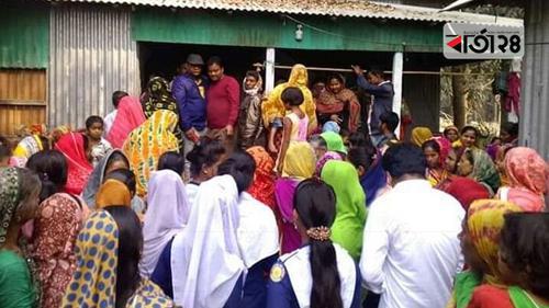 মানিকগঞ্জে স্কুলছাত্রীর ঝুলন্ত মরদেহ উদ্ধার