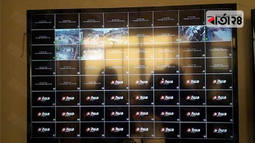 রাজশাহীর নগরীর ৬৪ সিসি ক্যামেরার ৪৫টিই অকেজো