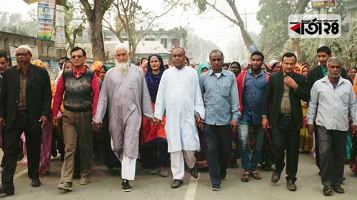 ধান সংগ্রহে লটারি, সাদুল্লাপুরে ১০২ জন কৃষক নির্বাচিত