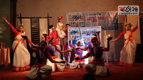 রাঙামাটিতে জাতীয় নাট্যোৎসব শুরু