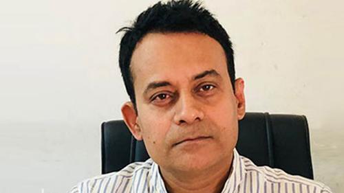 ঢাকা-১০ আসনে বিএনপির প্রার্থী শেখ রবিউল আলম