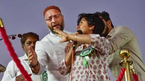 'পাকিস্তান জিন্দাবাদ' স্লোগান দিয়ে বিপাকে ভারতীয় নারী