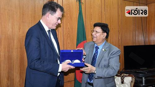 Germany wants sustainable solution of Rohingya Crisis