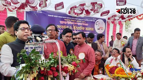 'মুজিবনগরের মতো মুক্তিযুদ্ধভিত্তিক পর্যটন কেন্দ্র আর কোথাও নাই'