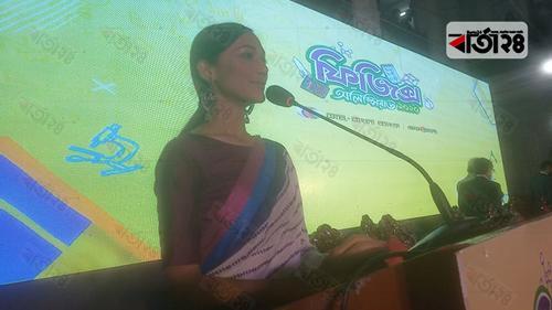যাই করো, বাংলাদেশে ফিরে এসো: মিস ইউনিভার্স বাংলাদেশ