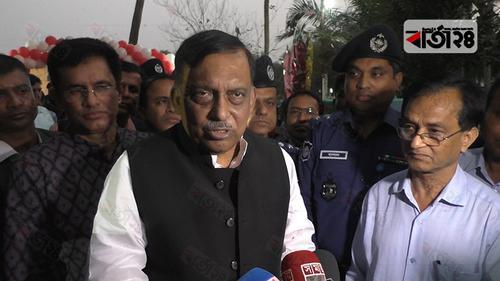 খালেদার জামিনের বিষয়ে সরকারের হস্তক্ষেপ নেই: স্বরাষ্ট্রমন্ত্রী