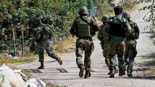 জম্মু কাশ্মীরে জঙ্গিদের গুলিতে দুই ভারতীয় সেনা নিহত