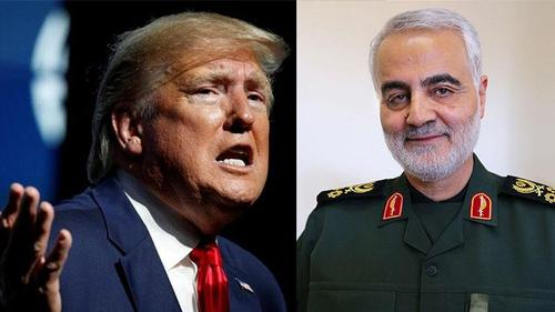 Iran's General Qassim Soleimani killed at Trump's order