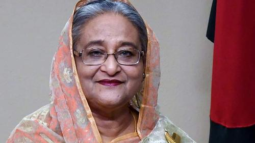 Sheikh Hasina inaugurates the reunion function of BCL