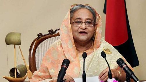 Anti- graft drives will continue: Sheikh Hasina