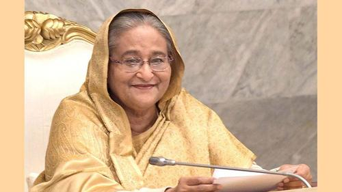 'Don't share anything without verification'- Sheikh Hasina