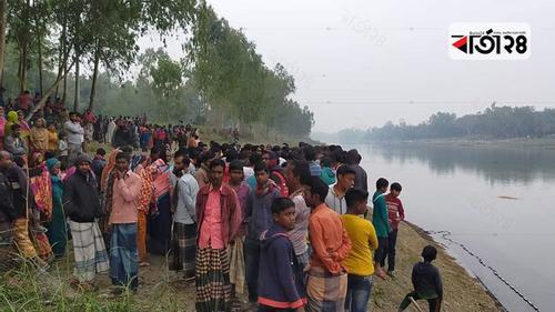 নিখোঁজের তিনদিন পর নদীতে মিলল মরদেহ