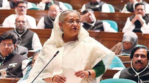 Prime Minister Sheikh Hasina recalls Sir Abed