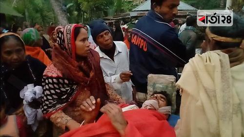 ঝিনাইদহে দু'দল গ্রামবাসীর সংঘর্ষে আহত ৫