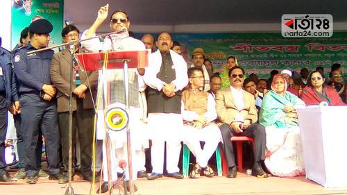 'নির্বাচন-আন্দোলন কোথাও বিএনপির জনসমর্থন নেই'