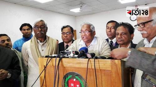 'ভোট না পেছালে হিন্দু সম্প্রদায় অনাকাঙ্ক্ষিত ঘটনার দায় নেবে না'