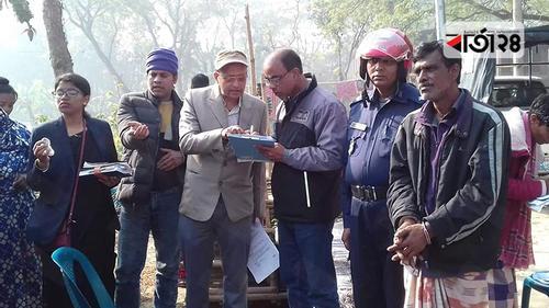 ঝিনাইদহে ভ্রাম্যমাণ আদালতে মাদকসেবীর কারাদণ্ড
