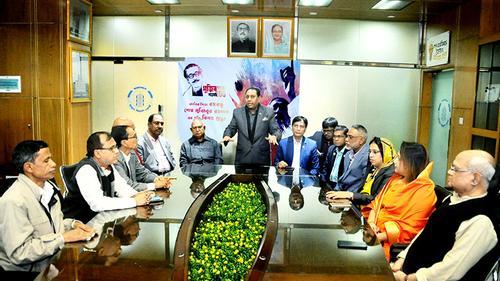 'বঙ্গবন্ধুই বাঙালিকে প্রথম স্বাধীনতা এনে দিয়েছেন'